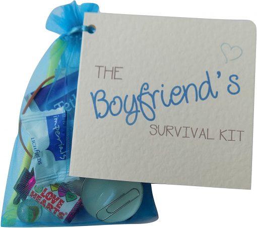 Boyfriend's Survival Kit