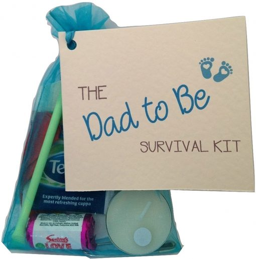 Dad to Be Survival Kit