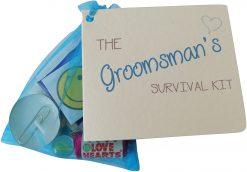 Groomsman's Survival Kit