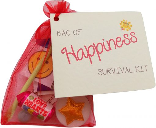 Bag of Happiness Survival Kit