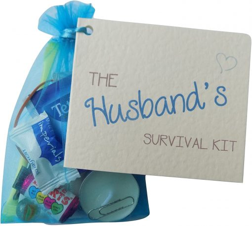 Husband's Survival Kit