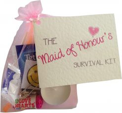 Maid of Honour's Survival Kit