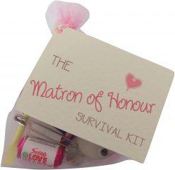 Matron of Honour Survival Kit
