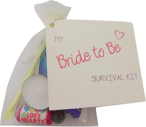My Bride to Be Survival Kit