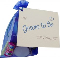 My Groom to Be Survival Kit