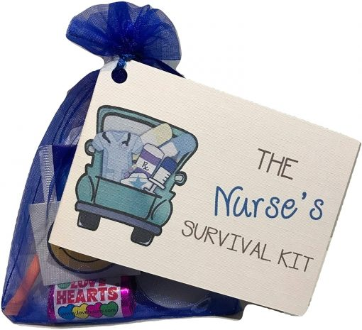Nurse's Survival Kit - Blue
