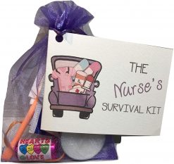 Nurse's Survival Kit - Purple