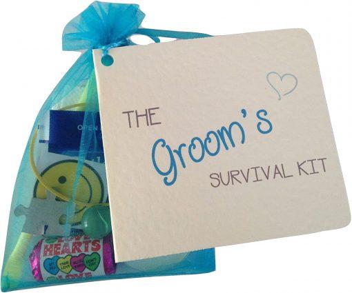 Groom to Be Survival Kit